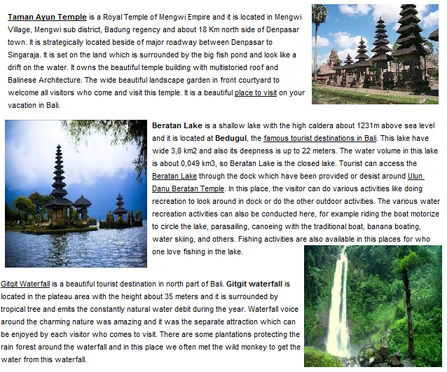bali full day tour with local tour guide bali, bali half day tour, bali tour operator, bali local guide