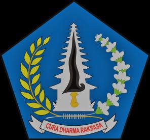 logo kabupaten badung bali